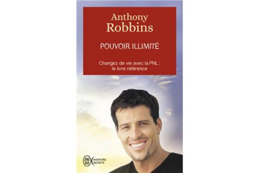 Pouvoir illimité de Anthony ROBBINS