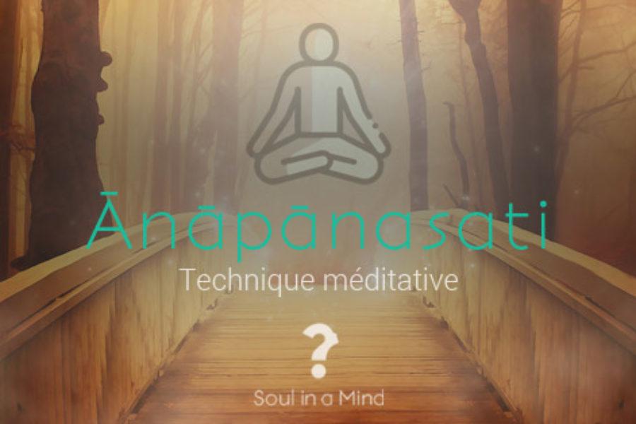 La méditation Ānāpānasati par Mika Denissot