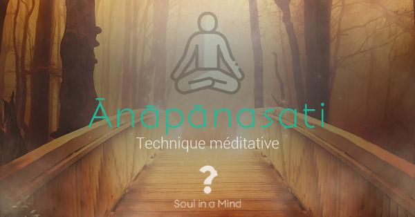 Méditation Anapanasati de Mika Denissot