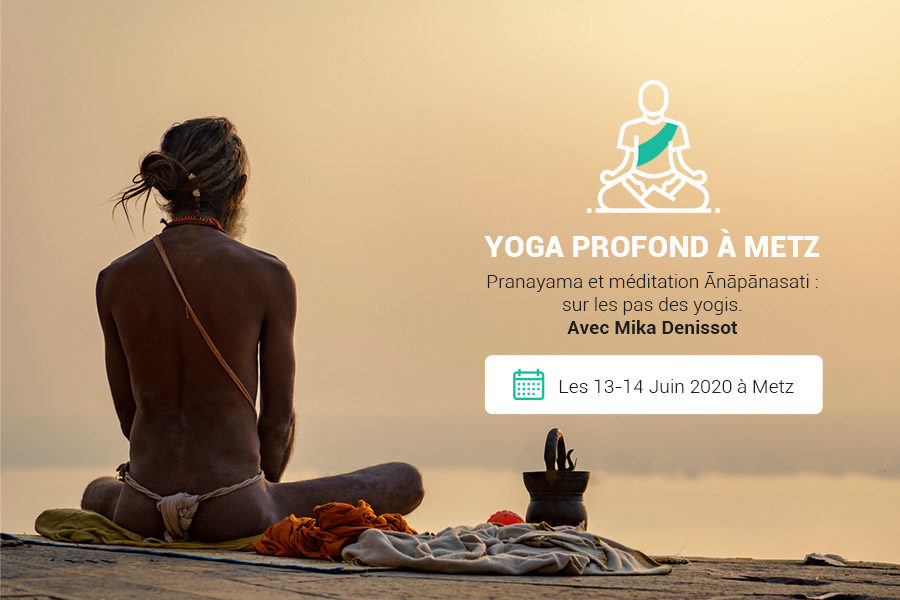 Yoga profond à Metz – Juin 2020